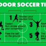 Indoor Soccer Tips